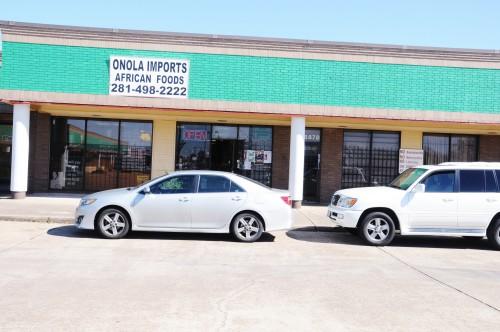 Onola African Store Houston
